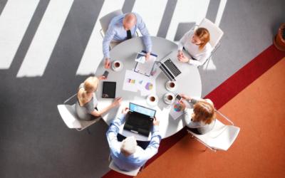 Belebende und produktive Meetings sind ein Booster in der neuen Arbeitskultur